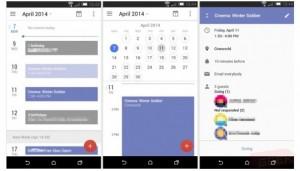 Google Testing New Re-Designed Android Calendar App