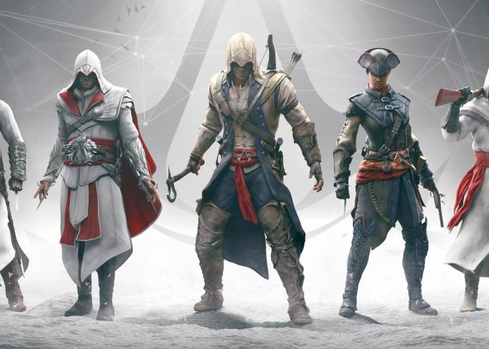 Assassin S Creed Unity Will Feature 4 Player Narrative Co Op