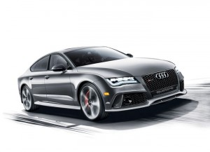 Audi RS7 Dynamic Edition Announced
