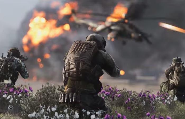Battlefield 4 Short Movie
