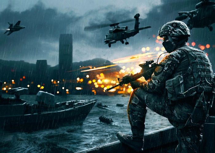 Battlefield-4 console servers