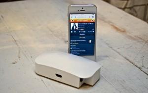 Blicko Raspberry Pi Powered Social Music Device (video)