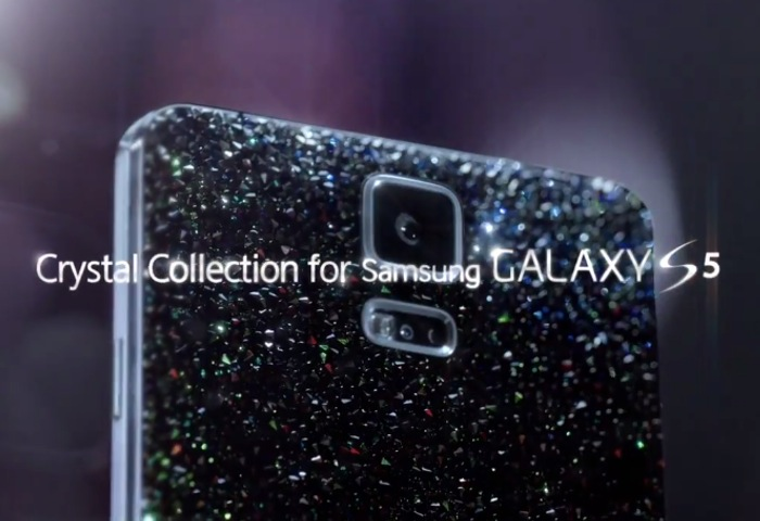 Crystal Edition Samsung Galaxy S5