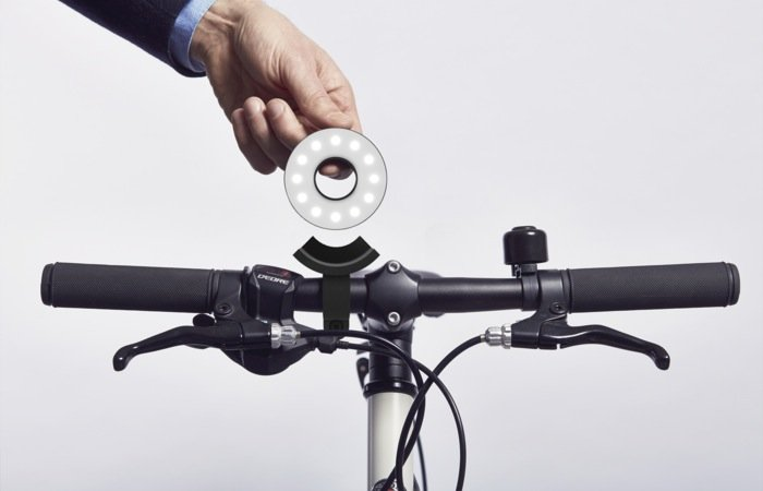 Double O Bike Light