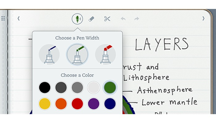 Evernote Penultimate iPad App Update Adds Jot Script Support And More