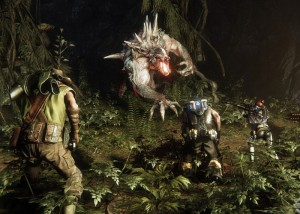 Evolve Interactive Trailer Released From The Makers Of Left 4 Dead (video)