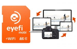 New Eyefi Cloud Service Automatically Save Your Photos As You Capture
