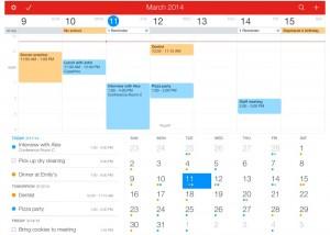 Awesome Fantastical 2 Calendar App Arrives On iPad For $9.99