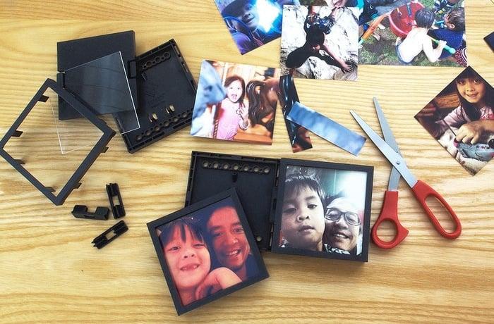 Fotobit Modular Photo Framing System