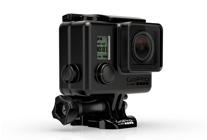 GoPro Blackout