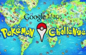 Google Maps Pokémon Challenge