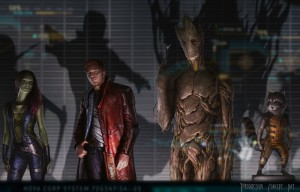 New Guardians Of The Galaxy Trailer (video)