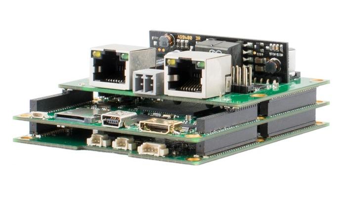 HIO Project ARM board