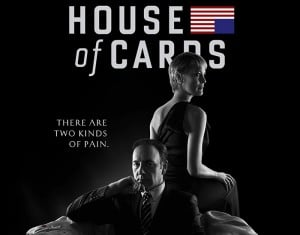 House of Cards Season 2 Lands On Blu-ray June 19th