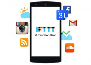 Awesome IFTTT App Now Available For Android Devices (video)