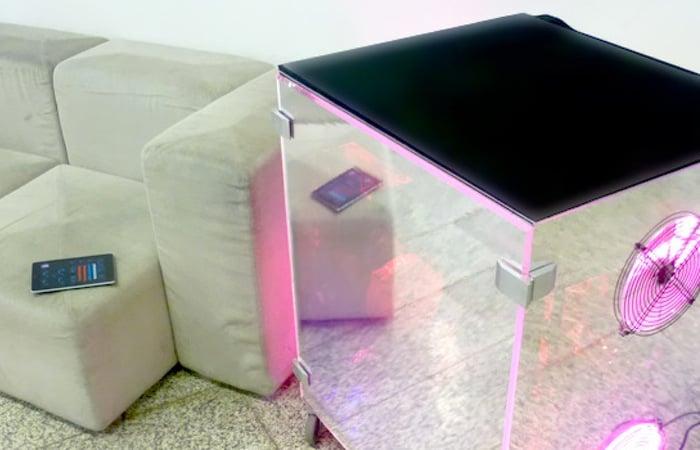 Indoor Smart Greenhouse