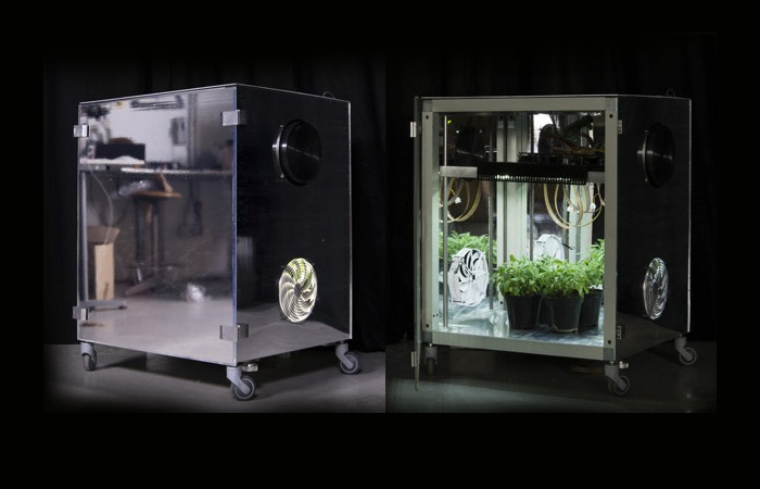 MEG The Open Source Indoor Smart Greenhouse