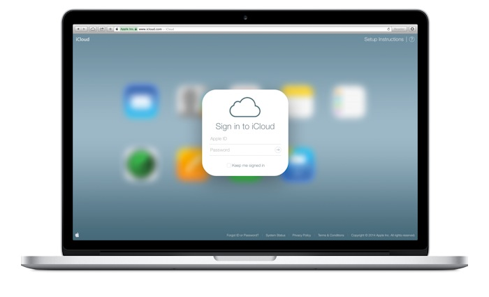 Mac iWork For iCloud