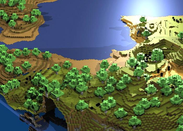 Minecraft 1 8 update