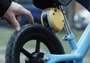 MiniBrake, The Remote Control Childs Bike Brake (video)
