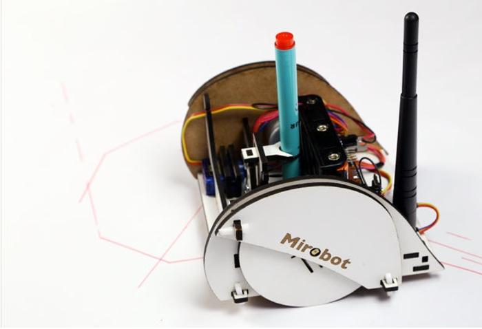 Mirobot Wireless Robot