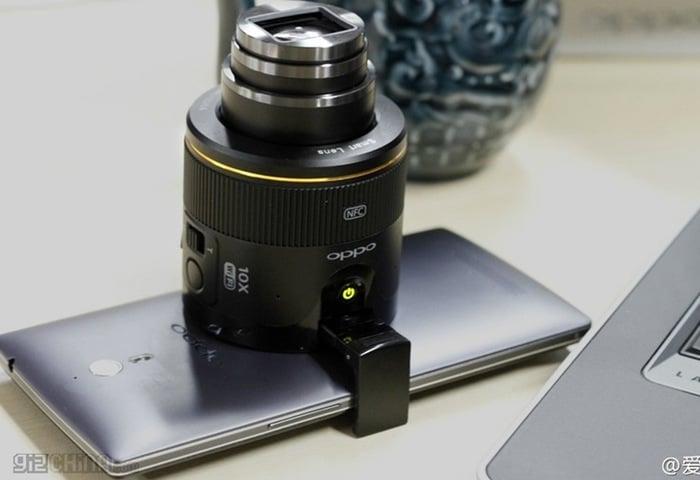 NFC Oppo Camera Attachment