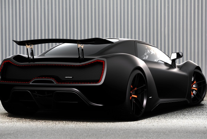 Nemesis Supercar
