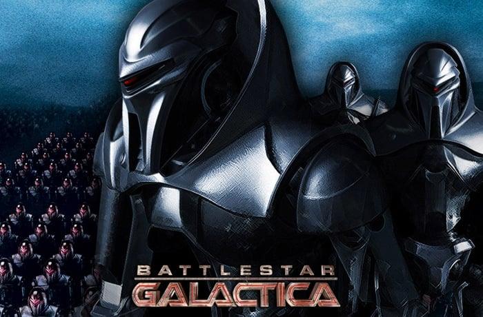 New Battlestar Galactica Movie