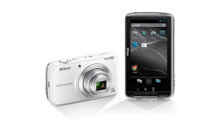 Nikon Coolpix S810c
