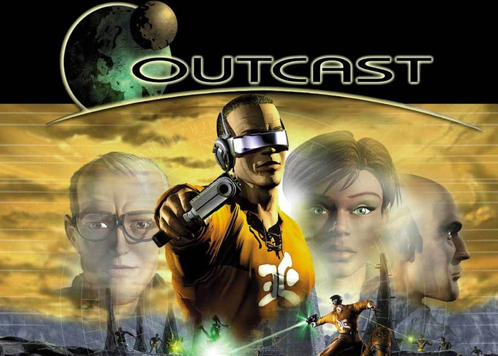 Outcast Reboot HD