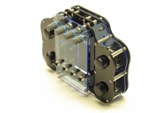 QLite DIY Handheld Controller