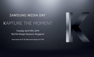 Samsung Galaxy K Camera Phone Teased On Instagram (video)