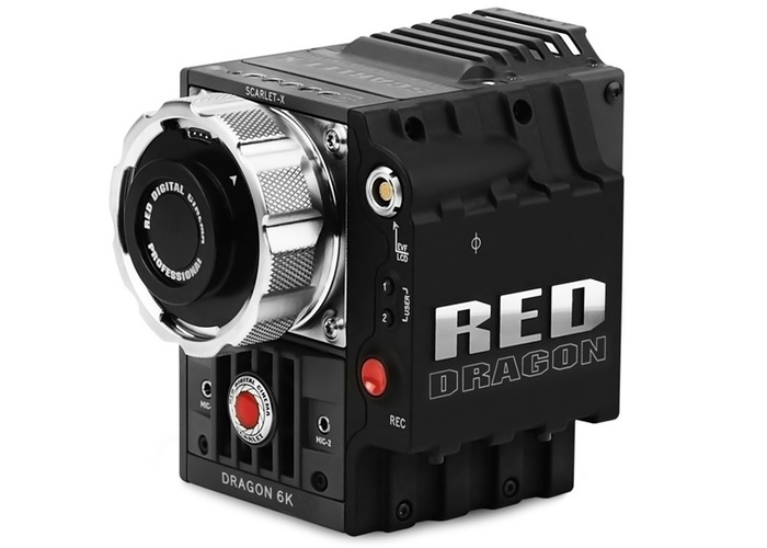 Scarlet Dragon camera