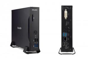 New Shuttle DS437T Fanless Barebones Mini PC Unveiled