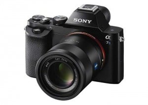 Sony A7S Camera Full Frame Camera Unveiled