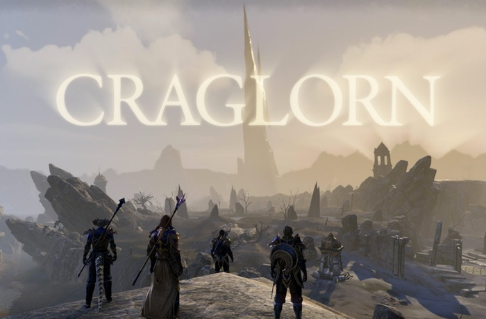 The Elder Scrolls Online Craglorn