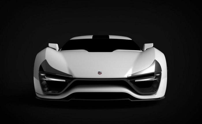 Trion Nemesis Supercar