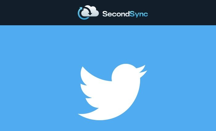 Twitter SecondSync