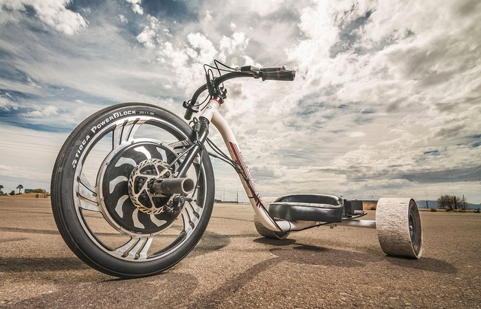 Awesome Verrado Electric Drift Trike Designed For Adults
