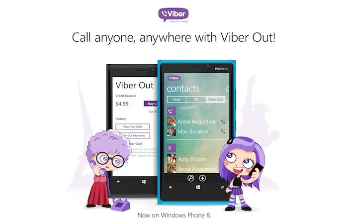 Viber Out Calling