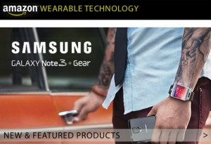Amazon Launches New Wearable Technology Store