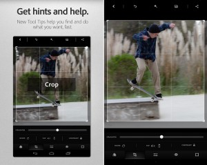 Adobe Photoshop Express for Android Gets An Update