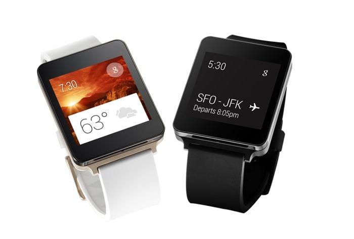LG G Watch Release Date
