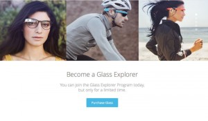Google Glass Now Available To Buy For Today Only