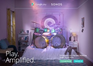Google Play Music Gets Sonos Support