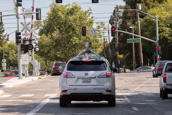 Google's Self Driving Cars