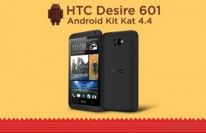 HTC Desire 601 Gets Android 4.4 KitKat With Sense 5.5