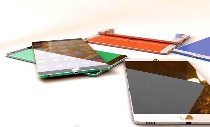 iPhone 6 Dual Screen Concept