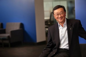 BlackBerry CEO Says The Company Is Not Selling Its Smartphone Business