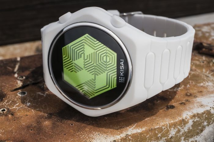 Limited Edition Kisai Quasar Silicone Watch